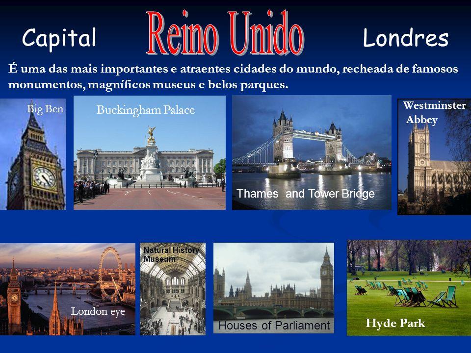 Reino Unido Capital Londres