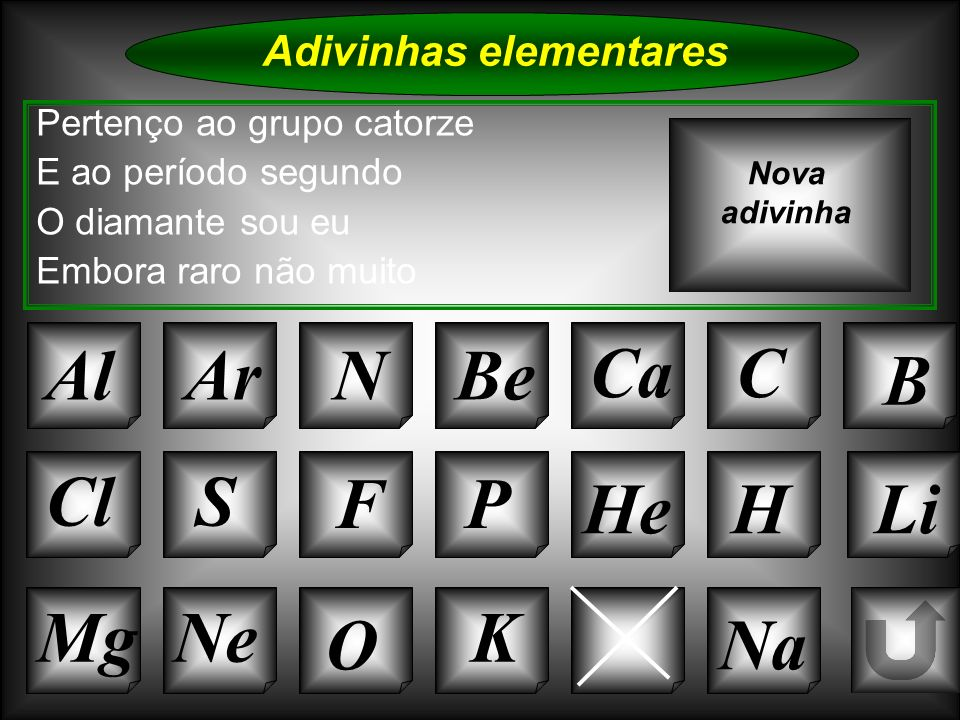 Adivinhas elementares