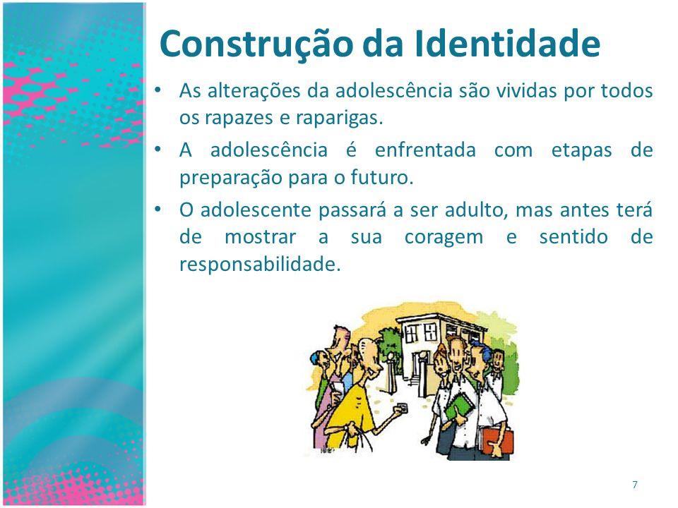 Construção da Identidade