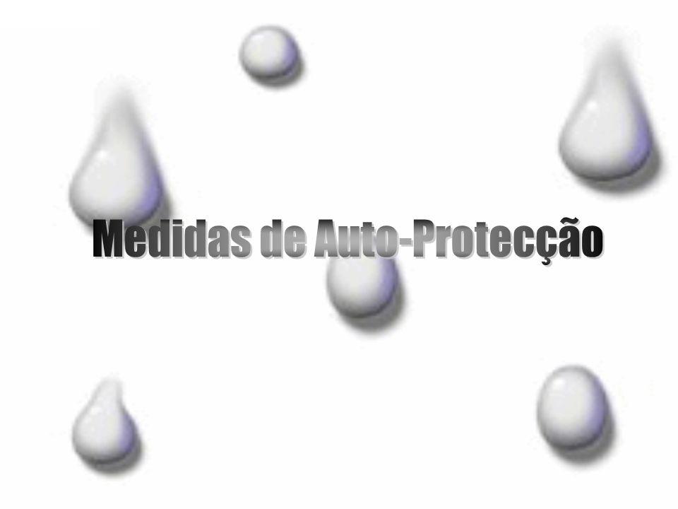Medidas de Auto-Protecção