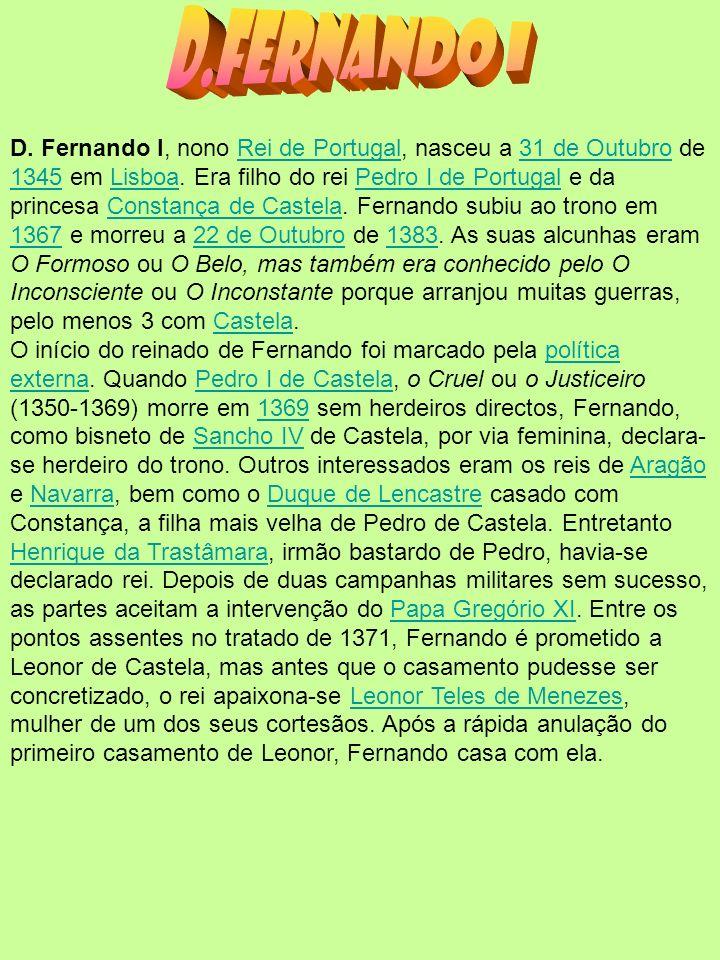 D.Fernando I