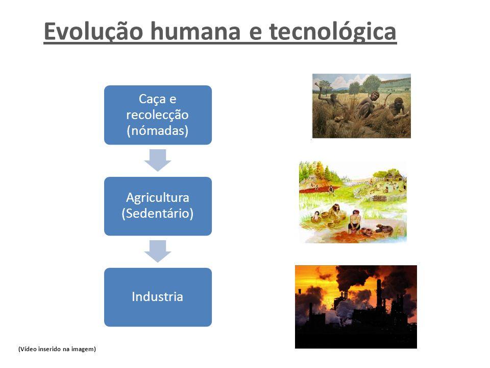 Evolução humana e tecnológica