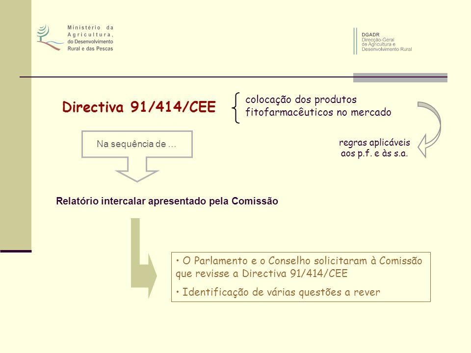 Relatório intercalar apresentado pela Comissão