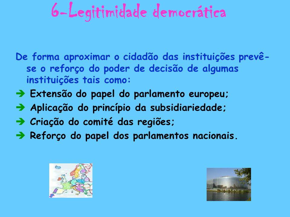 6-Legitimidade democrática
