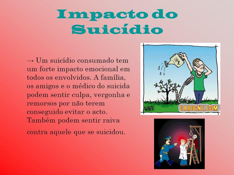 Impacto do Suicídio