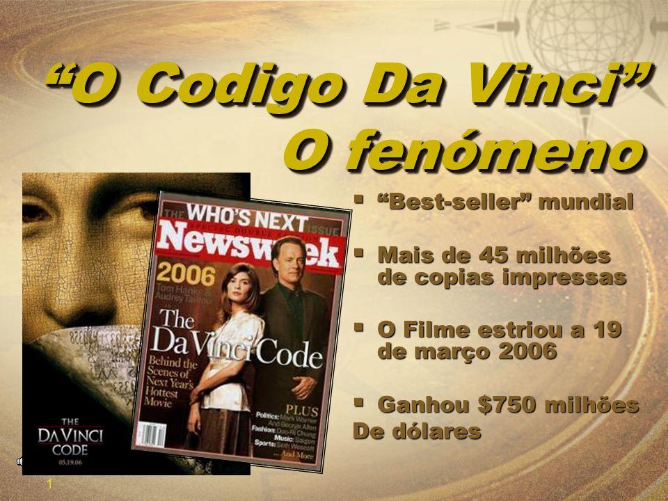 O Codigo Da Vinci O fenómeno