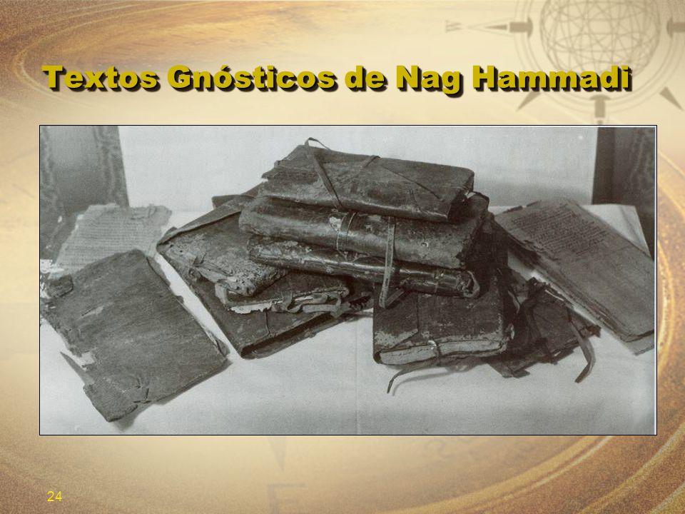 Textos Gnósticos de Nag Hammadi