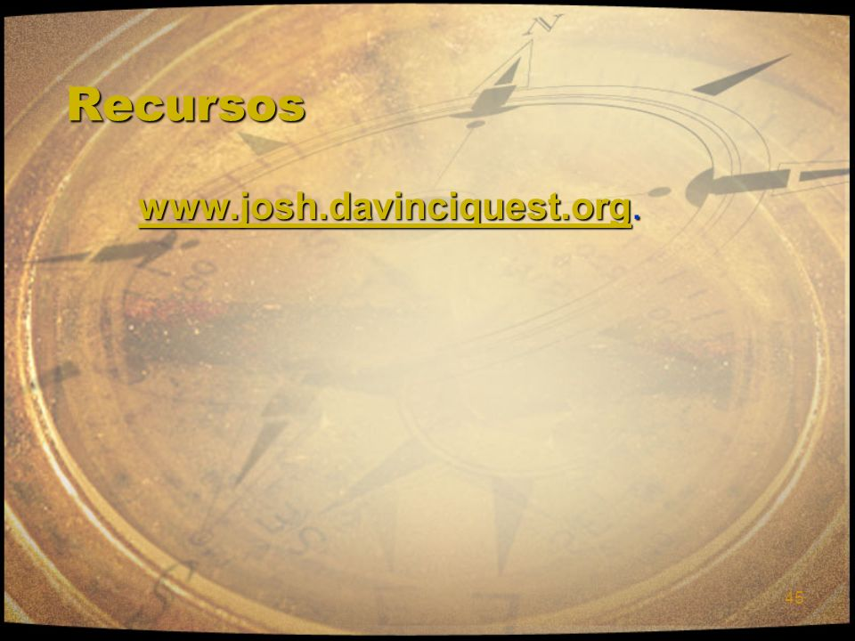 Recursos www.josh.davinciquest.org.