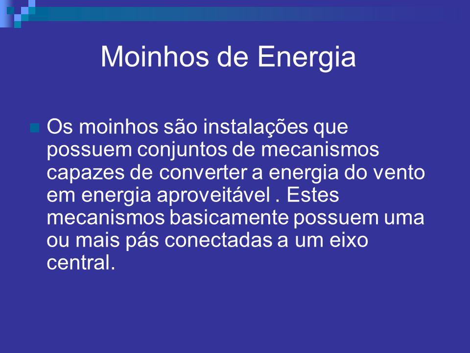 Moinhos de Energia