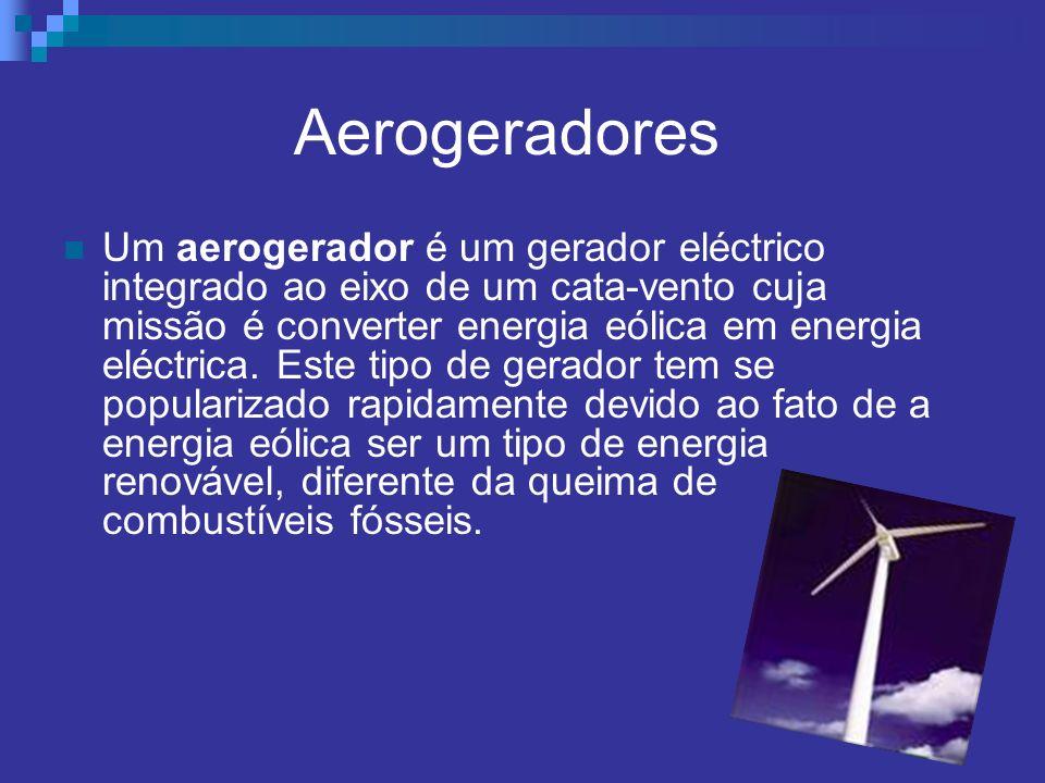 Aerogeradores