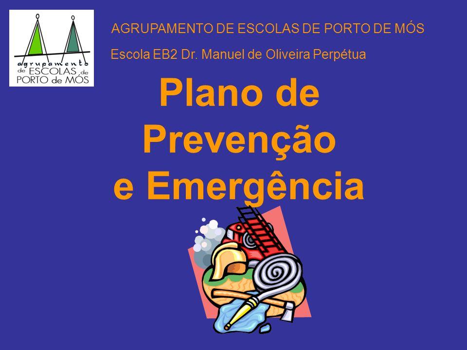Plano de Prevenção e Emergência