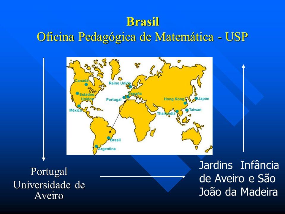 Brasil Oficina Pedagógica de Matemática - USP