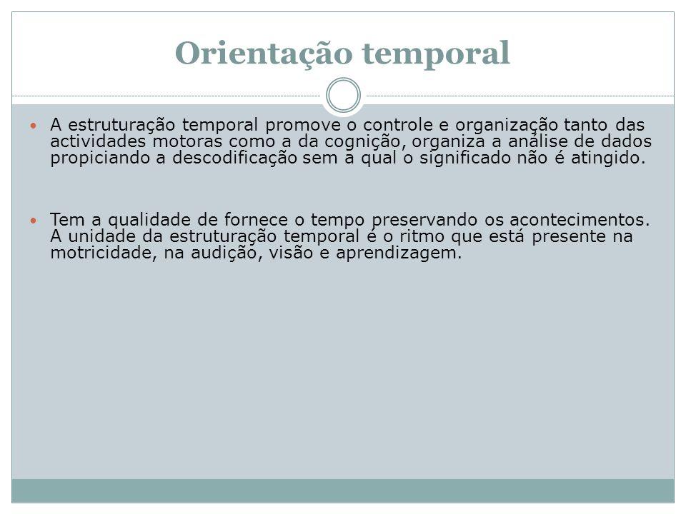 Orientação temporal