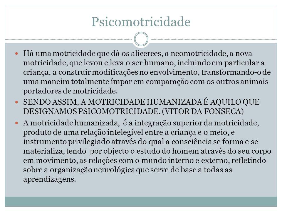 Psicomotricidade