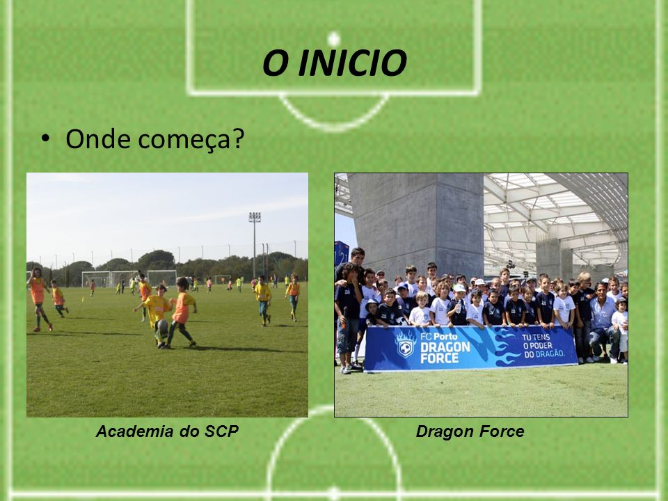 O INICIO Onde começa Academia do SCP Dragon Force