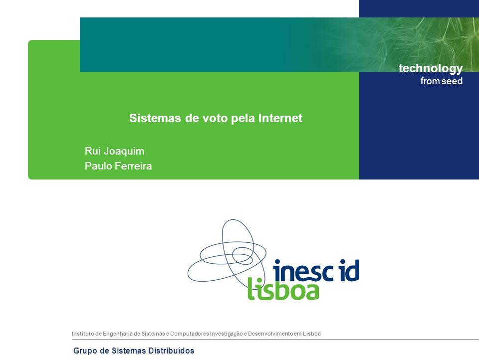 Sistemas de voto pela Internet