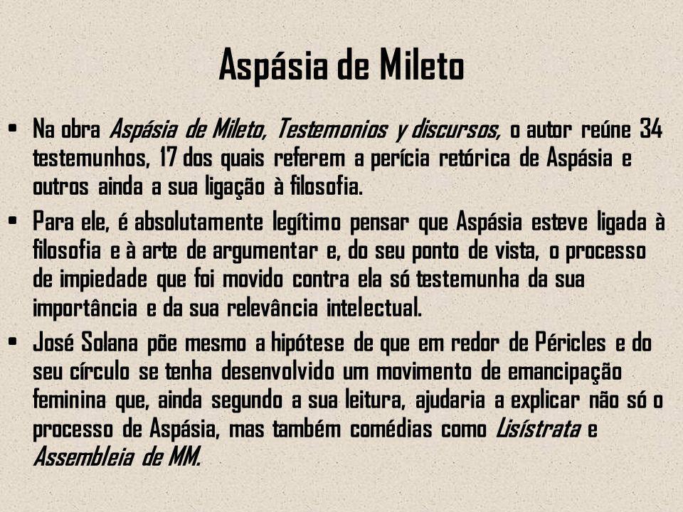 Aspásia de Mileto