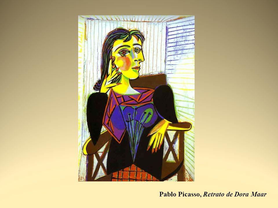 Pablo Picasso, Retrato de Dora Maar