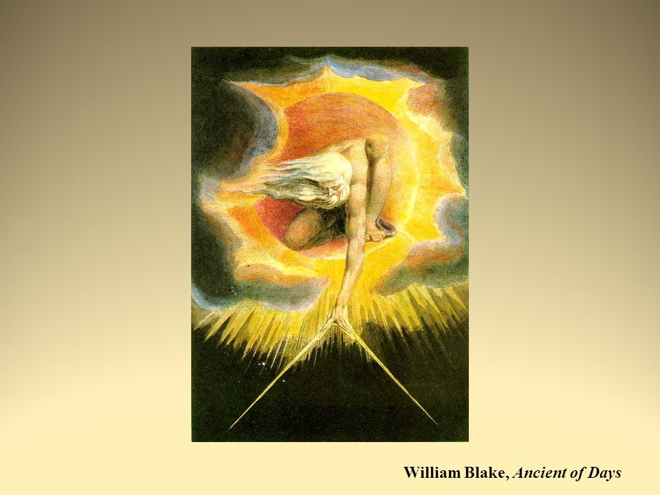 William Blake, Ancient of Days