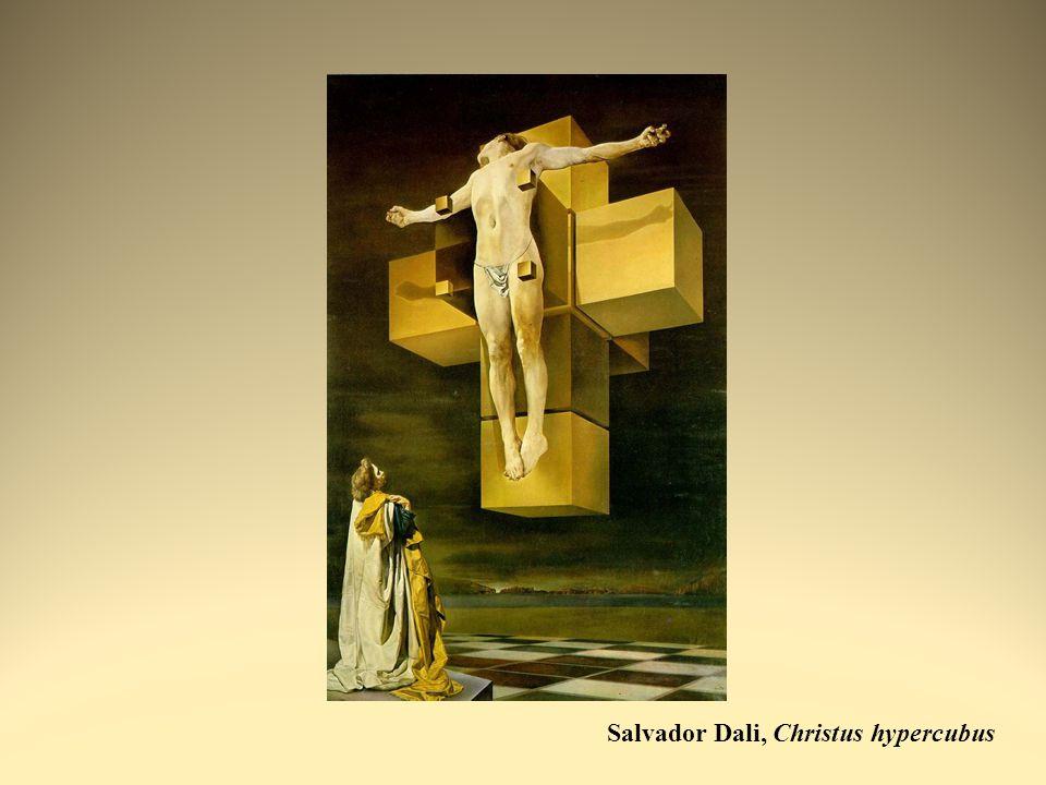 Salvador Dali, Christus hypercubus