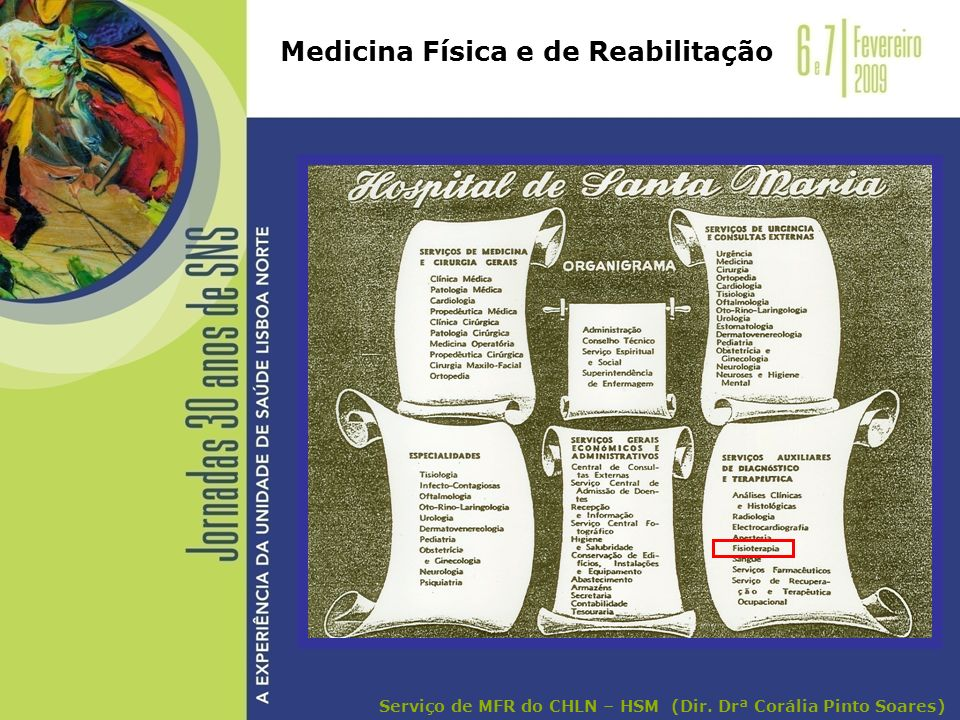 Medicina Física e de Reabilitação