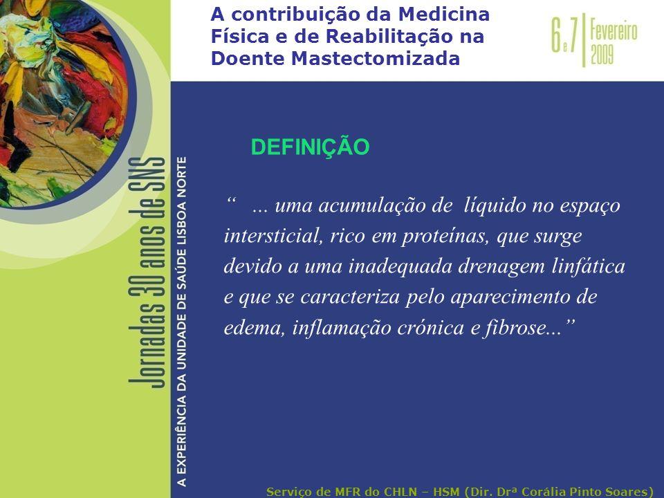 A contribuição da Medicina Física e de Reabilitação na Doente Mastectomizada