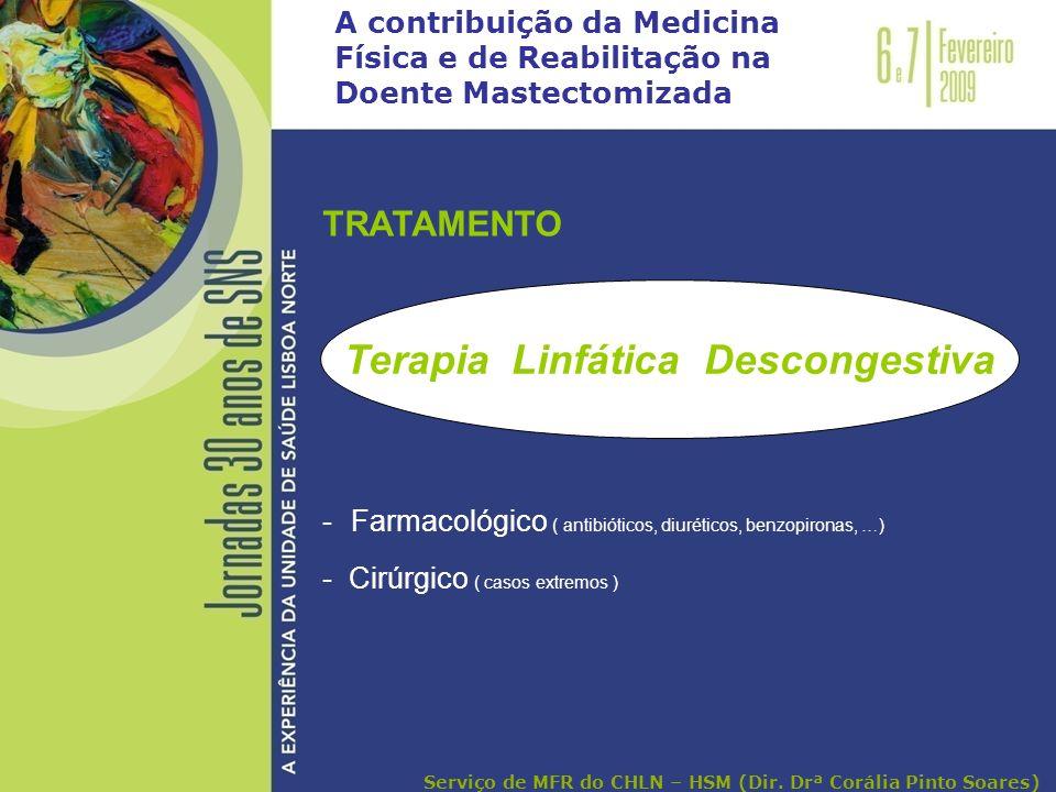 Terapia Linfática Descongestiva
