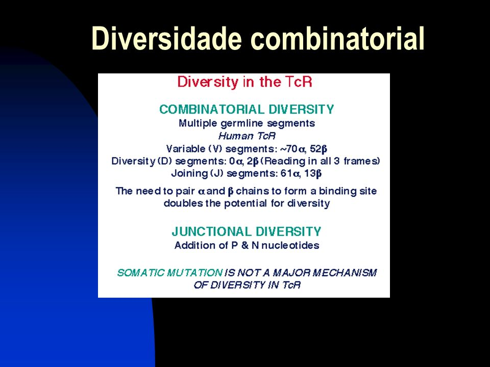 Diversidade combinatorial