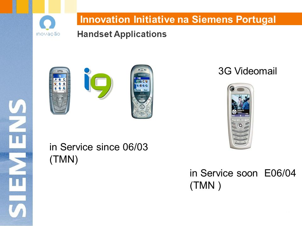 Innovation Initiative na Siemens Portugal
