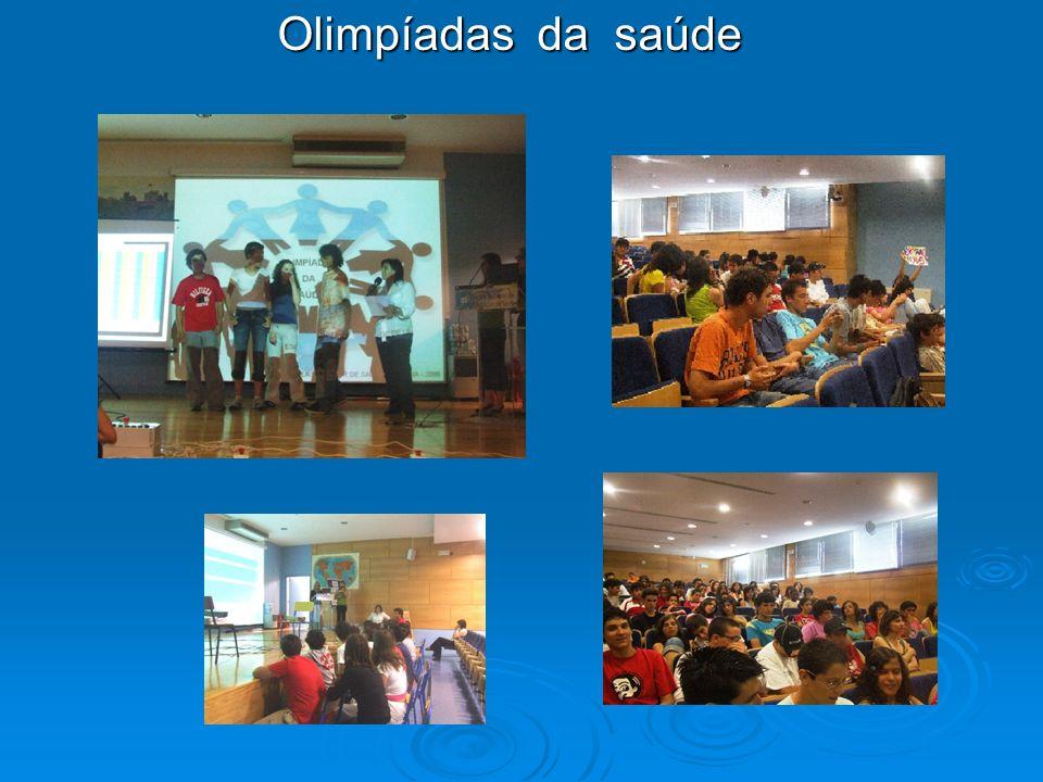 Olimpíadas da saúde