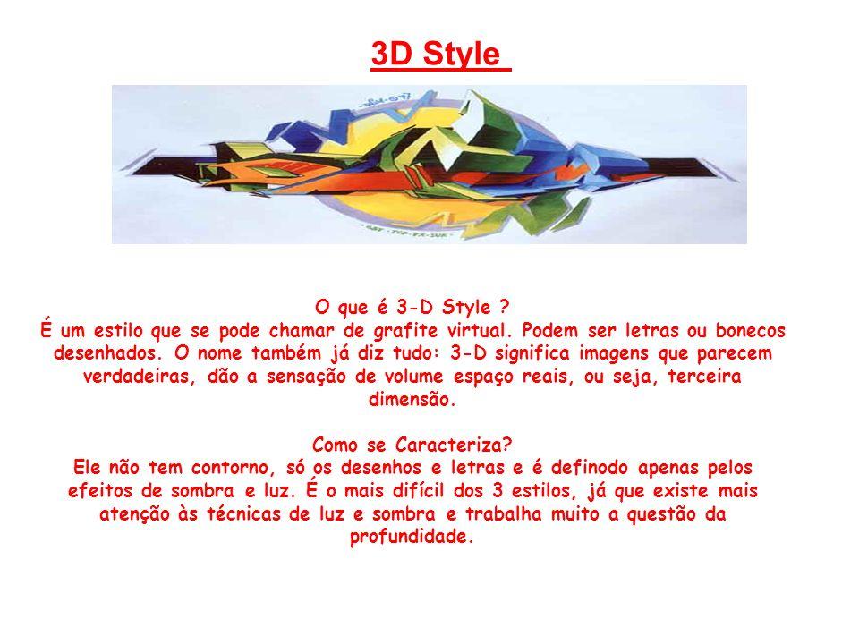 3D Style O que é 3-D Style