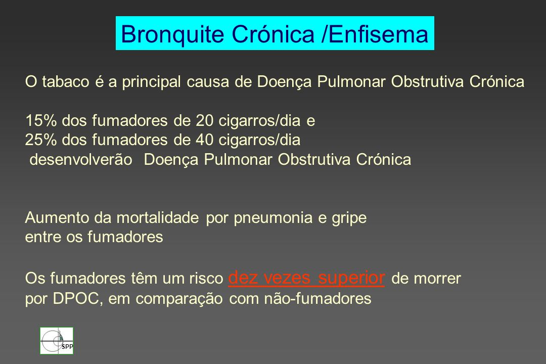 Bronquite Crónica /Enfisema