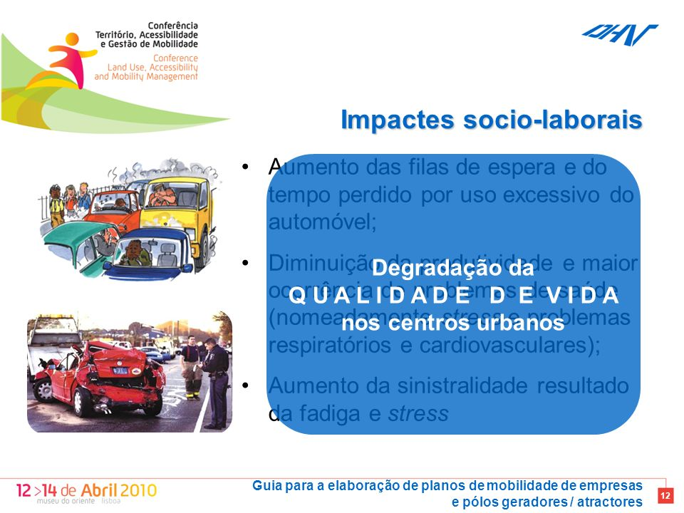 Impactes socio-laborais