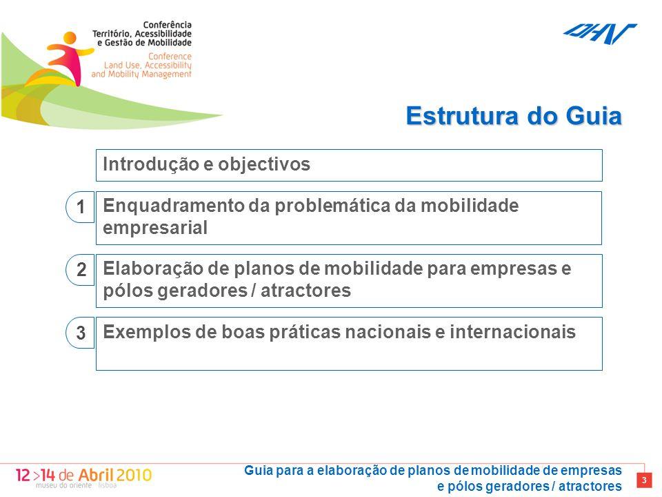 Estrutura do Guia Introdução e objectivos 1