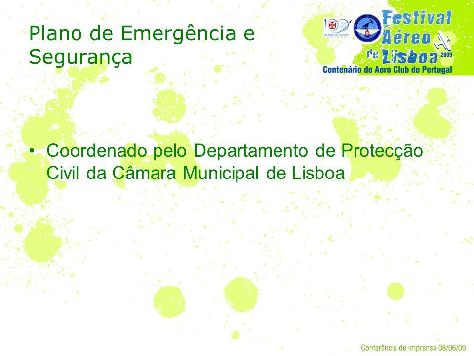 Plano de Emergência e Segurança