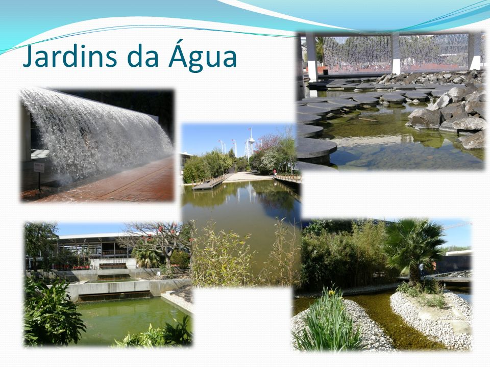 Jardins da Água