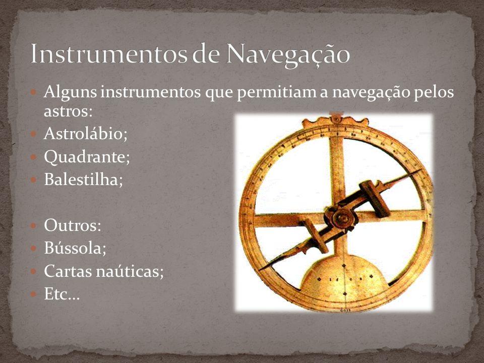 Instrumentos de Navegação