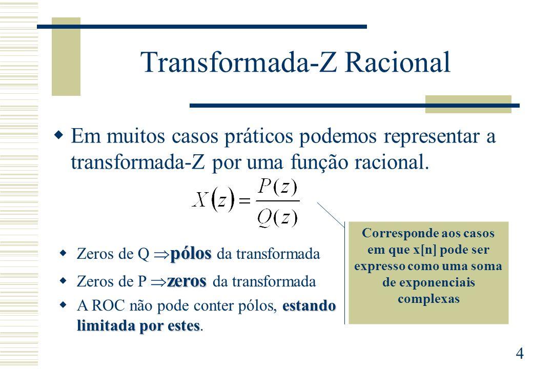 Transformada-Z Racional