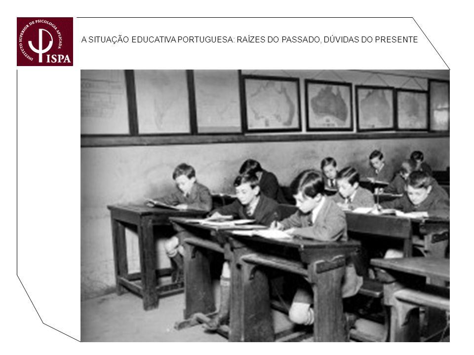 OS DADOS FUNDAMENTAIS DOS FINAIS DOS SÉC. XIX E XX