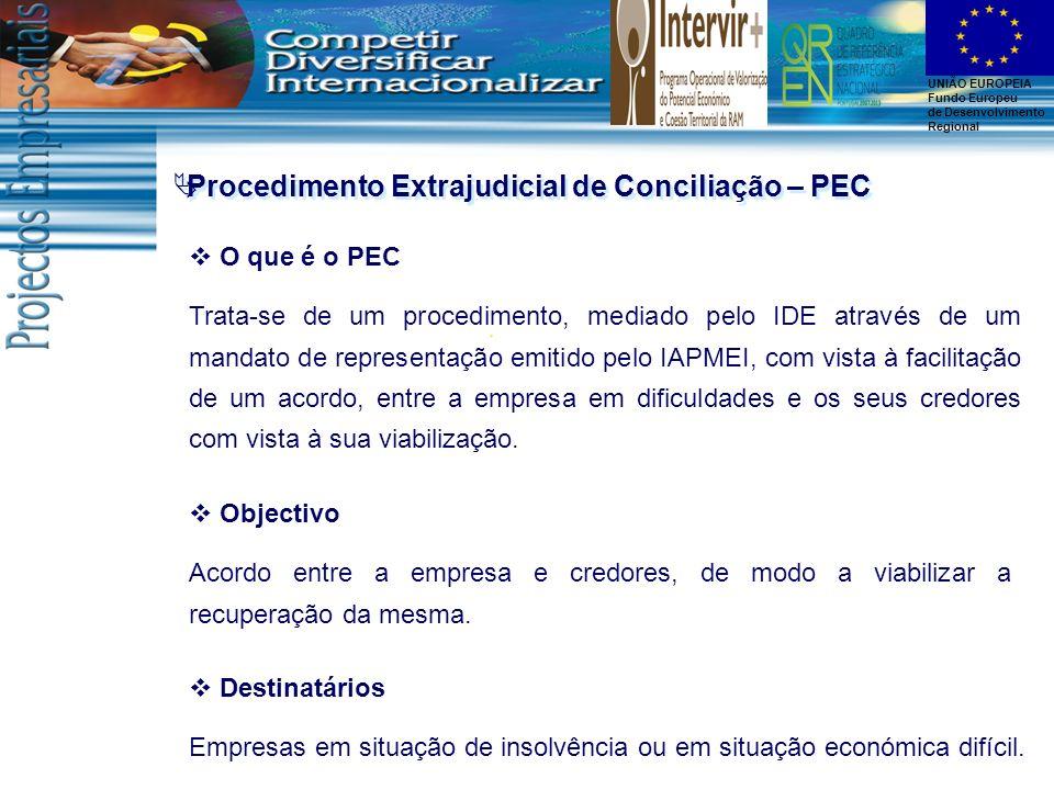 Procedimento Extrajudicial de Conciliação – PEC