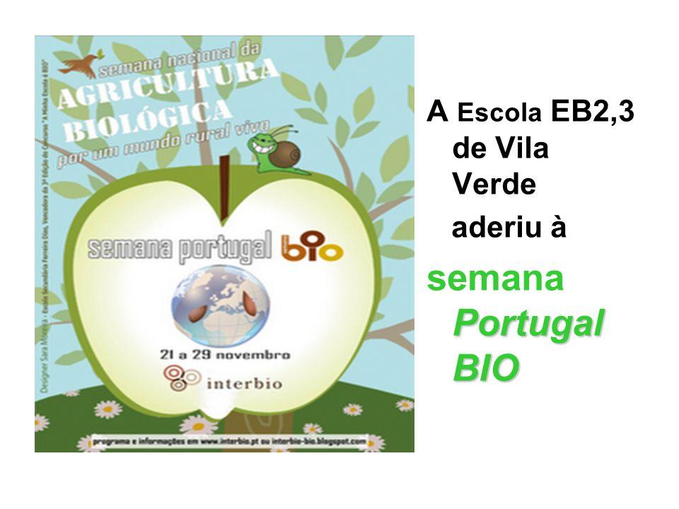 A Escola EB2,3 de Vila Verde