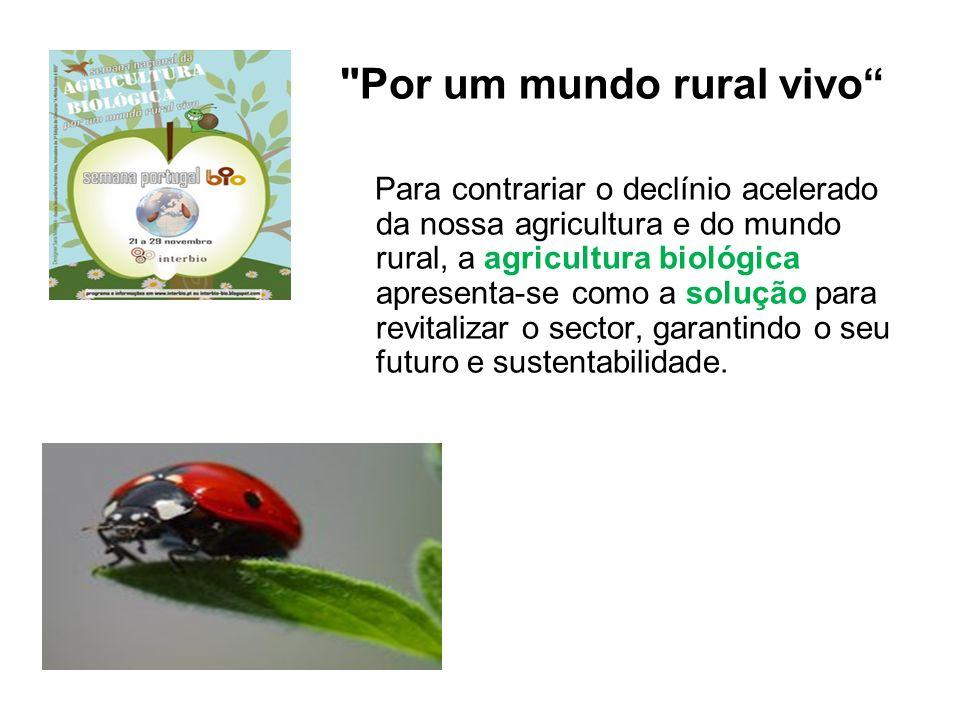 Por um mundo rural vivo