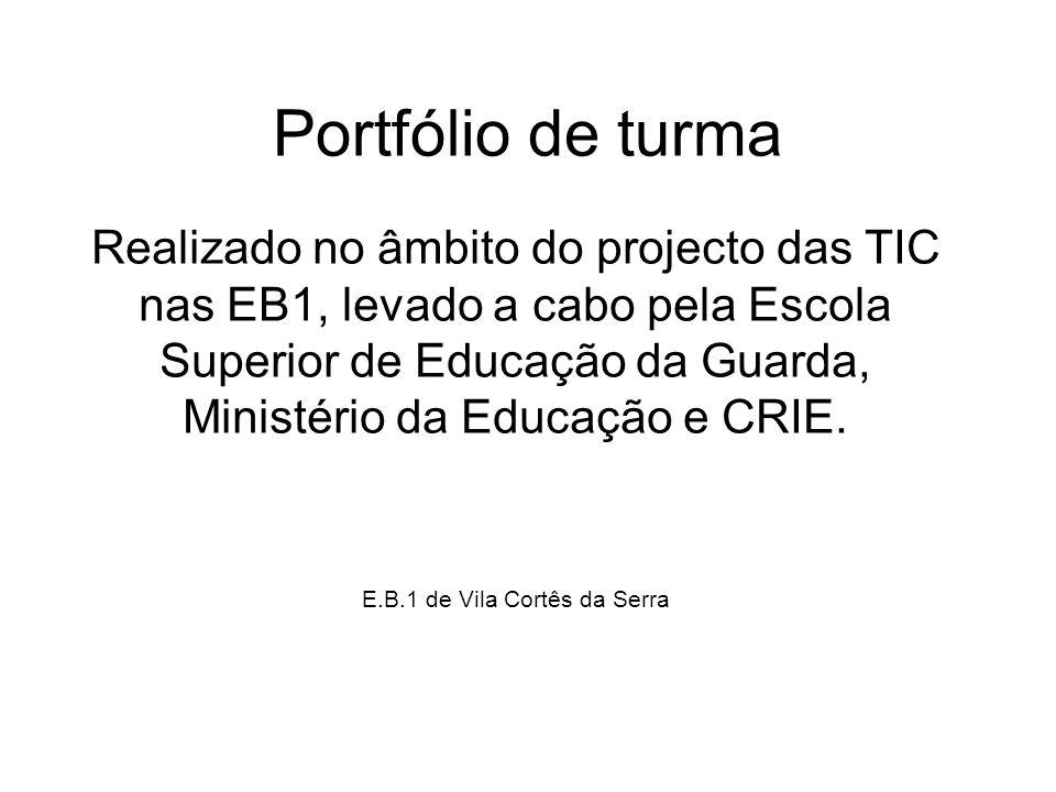 E.B.1 de Vila Cortês da Serra
