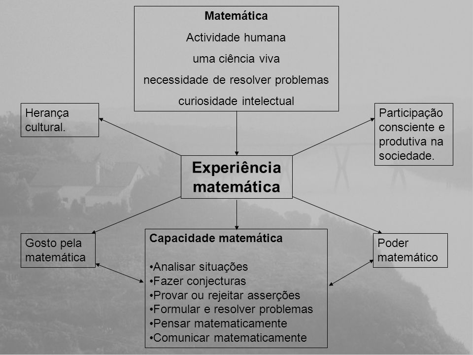 Experiência matemática
