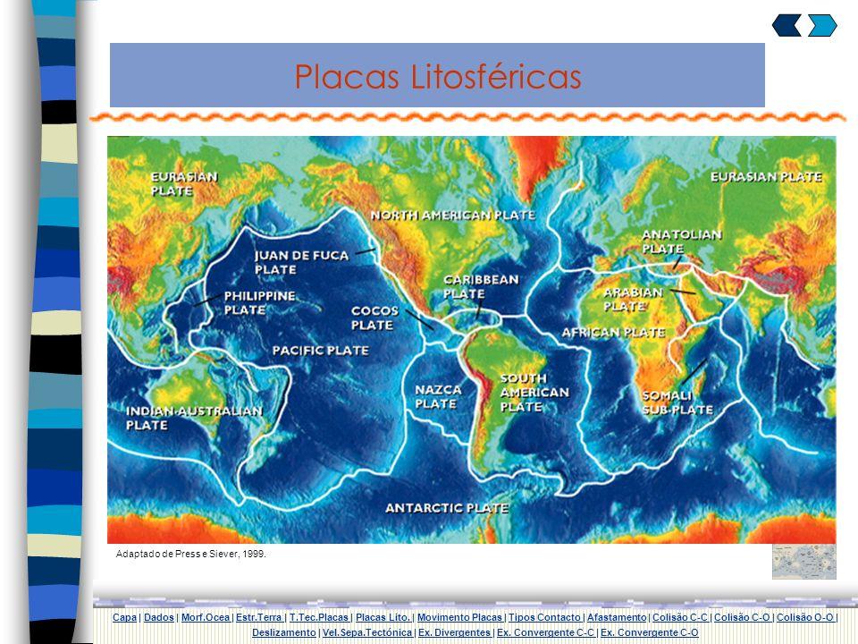 Placas Litosféricas