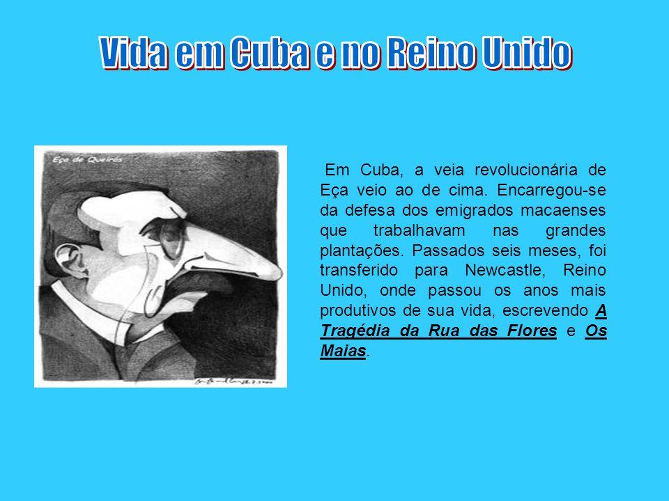Vida em Cuba e no Reino Unido