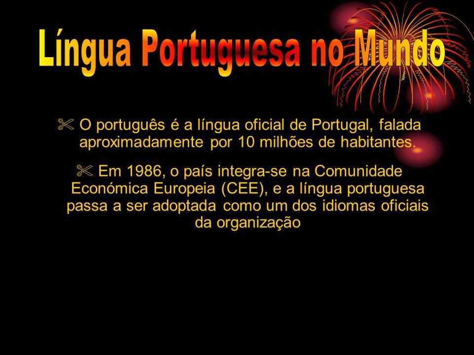 Língua Portuguesa no Mundo