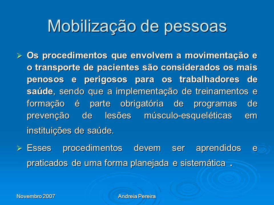 Mobilização de pessoas