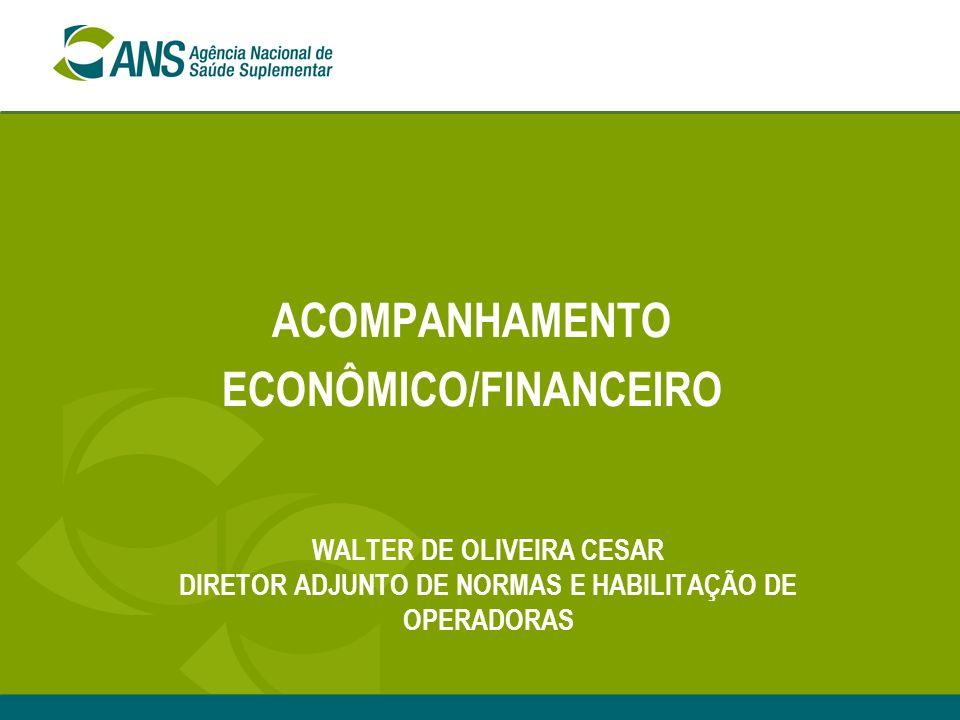 ACOMPANHAMENTO ECONÔMICO/FINANCEIRO