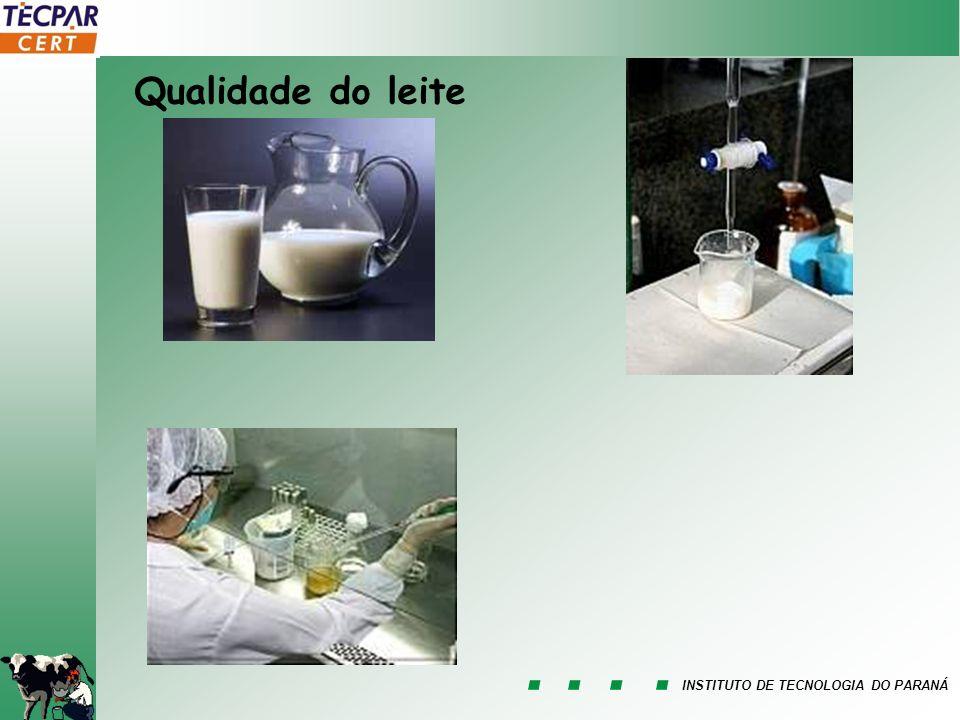Qualidade do leite